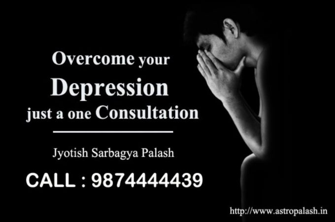 Over Come Your Depression Just a One Consultation