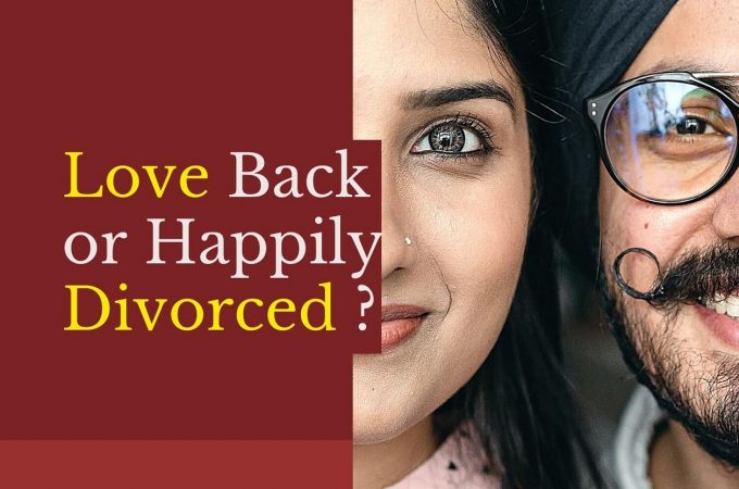 Want Love Back or Divorce Without Dispute ?